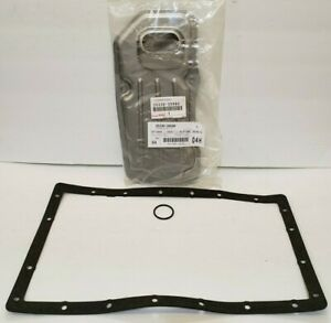 Lexus Oem Factory Transmission Oil Strainer And Pan Gasket 2006 2015 Is250 awd