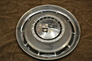 1957 58 Studebaker Silver Golden Hawk Commander Starliner Hubcap Wheel Cover
