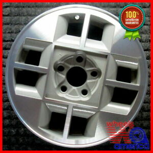 Wheel Rim Chevrolet Cavalier 14 1988 1990 22548173 Machined Oem Factory Oe 1612
