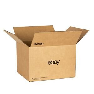 Ebay branded Boxes With Black Color Logo 12 X 10 X 8