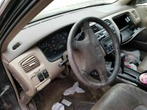 Speedometer Cluster Sedan Se Us Market With Abs Fits 00 02 Accord 377562