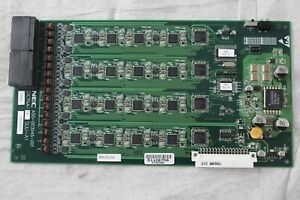 Nec dx7na 16sliu a1 16 port Analog Station Card For Dsx80 And Dsx160 Systems