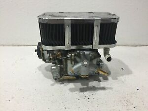 82 83 Toyota Pu 22r Weber 3236 Carbeurator W Air Cleaner 1982 1983 Free Shipping