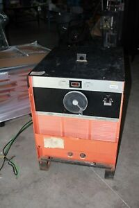 Airco 400 Amp Dc Mcs Bumblebee Model 4ddrm 24 a Welder Benefits Animal Rescue