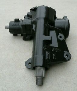 Power Steering Gear Box Assembly Ford Thunderbird Lincoln Oem 1965 1969 65 69