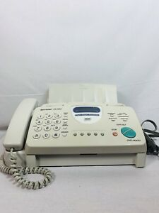 Sharp Facsimile Fax Machine Ux 300 With Power Cord
