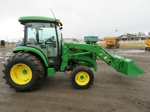 2015 Jd 4044r Compact Tractor