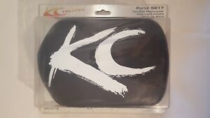 Kc Hilites 6x9 Rectangular Light Covers Part 5617 Set Of Two