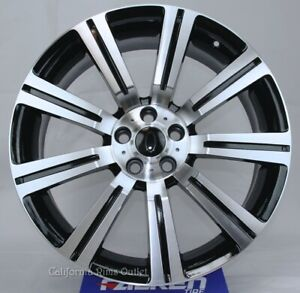 22 Stormer Wheels Rims For Range Rover Sport Hse Land Rover Discovery Lr4 Lr5