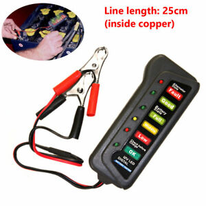 Battery charger Maintainer Grey 12v Trickle Rv Car Truck Motorcycle Mower