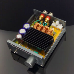 Tda7498e 160w 2 2 channel Audio Power Amplifier Board Class D Finished Product