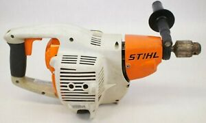 Stihl Bt45 Gas Powered Power Auger Wood Concrete Earth Auger Drill