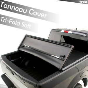 2007 2019 Toyota Tundra 6 5 Ft Bed Cover Tri Fold Lock Tonneau Cover Assembly