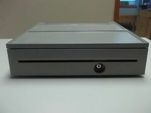 Ibm 469x 3360 Cash Drawer With Till money Tray Lock And Key