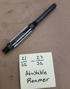 21 32 23 32 Adjustable Reamer