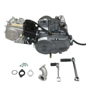 Lifan 140cc 4 Stroke Oil cooled Engine 428 15t For Dirt Pit Bike Atv Buggy 1n234