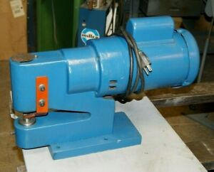 Heck Industries Trace a punch 3c Nibblers Electric Press