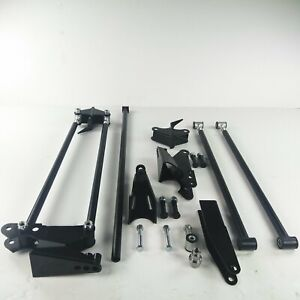 Parallel Rear Suspension Four 4 Link Kit For 33 34 Ford Fits Coilovers