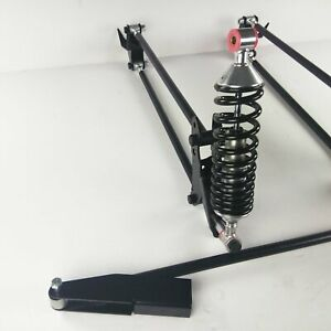 Stage2 Parallel 4 Link Kit Coilovers 2200lbs For 34 40 Nash Street Rods