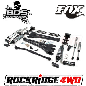 Bds 2 5 Coil over Radius Arm Suspension Lift 2017 2019 Ford F250 F350 Superduty