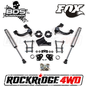 Bds Suspension 3 5 Uca Lift Kit Systems For The 2019 Ford Rangers W Fox Shocks