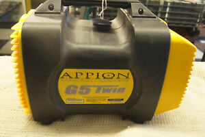 Appion G5 Twin Refrigerant Recovery Machine Local Pick Up As Is
