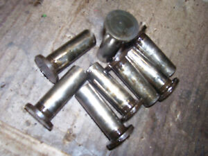 Vintage Oliver 55 Gas Tractor Engine Lifters Nice