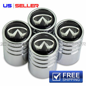 Valve Stem Caps Wheel Tire Chrome Us Seller Ve14