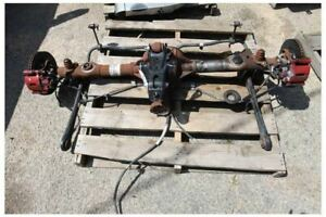 2011 2014 Ford Mustang Gt Rear Solid Axle End 8 8 5 0l 3 15 Ratio Differentail
