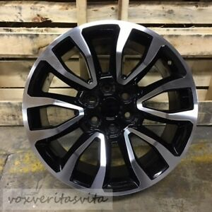 20 Raptor Style Wheels Rims Fits 2003 Ford Expedition Platinum Limited Xlt