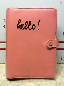 Webster s Pages Pretty Pink A5 Planner Kit Brand New