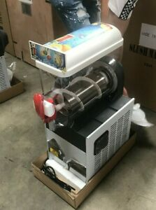 New 15l Margarita Frozen Cocktail Maker Slushie Machine Slush Puppie Icee
