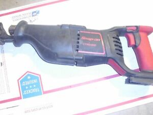 Snap On Tools 18v Cordless Reciprocating Saw Ctrs4850