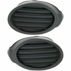 Fit For 2012 2013 2014 Ford Focus Fog Lamp Cover Right Left