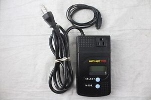 Watts Up Pro Power Analyzer And Data Logger electricity Monitor watt Meter
