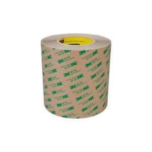 3m Adhesive Transfer Tape 468mp Clear 13 In X 60 Yd 5 Mil