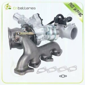 Turbo Turbocharger For Chevy Cruze Sonic Trax Buick Encore 1 4t