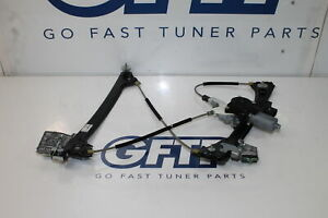 09 15 Nissan Gtr R35 Passenger Right Window Motor Regulator Complete Oem 10 11
