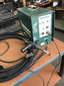 Mk Products Cobramatic Ia Push pull Wire Feeder Mig Aluminum Set Up For Miller