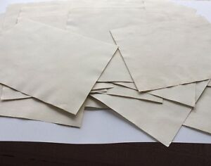 Blank Restoration Paper C 1790 Price Per Single Sheet 100 Sheets Available