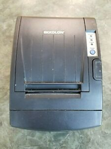 Samsung Bixolon Srp350plus Thermal Pos Receipt Printer Serial Free Scanner