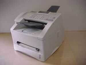 Brother Intellifax 4100e Businessclass Laser Fax Machine copy fax print