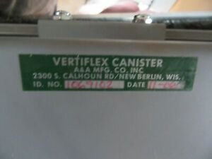Vertiflex 36 Canister Way Cover Curtain A a Manufacturing