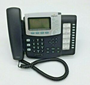 Digium Switchvox D50 Voip Poe Phone With Cord And Stand No Charger