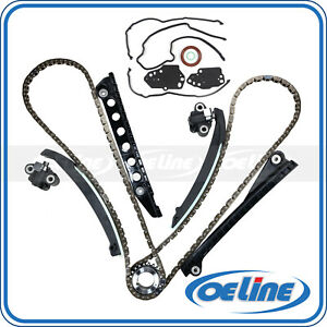 Timing Chain Kit W Cover Gaskets Fit 05 08 Ford F 150 F250 Lincoln 5 4l Sohc