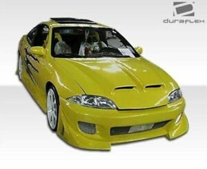 Extreme Dimensions 100004 Duraflex Blits Bumper Cover 2000 2002 Chevy Cavalier