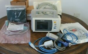 Phillips Intellivue X2 M3002a Portable Vital Signs Patient Monitor