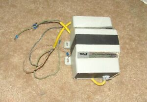 Vintage Topaz Electronics Model 91091 21 Ultra isolation Transformer Unit
