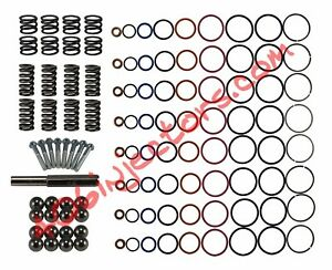 7 3 Powerstroke Injector Standard Rebuild Kit With Tools 1994 2003 7 3