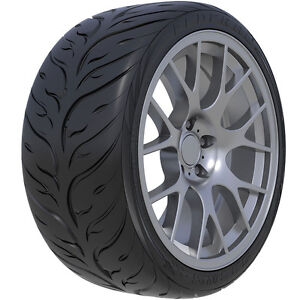 17 Federal 595rs rr 255 40zr17 255 40 17 2554017 94w 2 New Tires